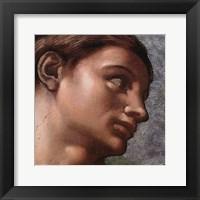Framed Creation of Adam (Adam detail)