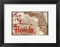 Framed Come to Florida