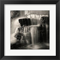 Framed Waterfall, Study #1