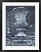 Framed Ionic Urn