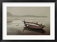 Framed Solitude of the Sea