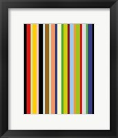 Framed Candy Stripe