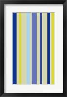 Framed Violet Stripe
