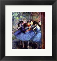 Framed Ballerinas