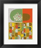 Rejilla No. 1 Framed Print