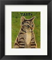 Framed Tabby (grey)