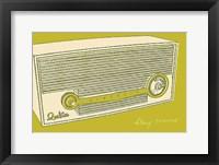 Framed Lunastrella Radio