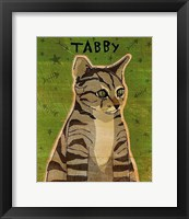 Framed Tabby (grey)