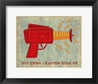 Framed Rayvon Star VII