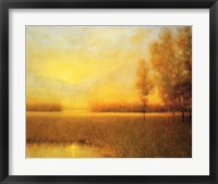 Framed Sunrise Haze