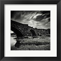 Framed Stony Bridge