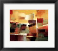 Framed Repose
