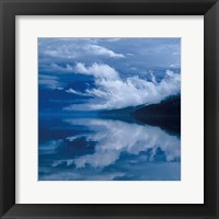Framed Glacial Mist
