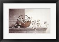 Framed Spring Blossoms