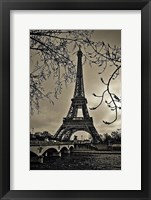 Framed Curves of Eiffel