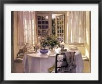 Framed Morning Room