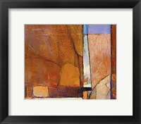 Framed Canyon I