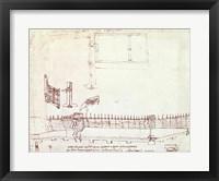 Framed Design for Fortifications