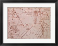 Framed Studies of Hydraulic Devices