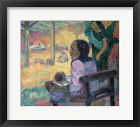Framed Be Be (The Nativity), 1896