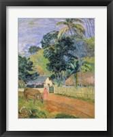 Framed Landscape, 1899