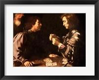 Framed Gamblers