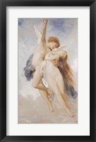 Framed Cupid and Psyche, 1889
