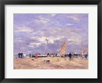Framed Jetty at Deauville, 186