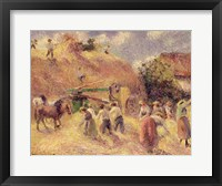 Framed Harvest, 1883