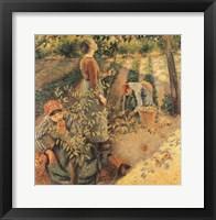Framed Apple Pickers, 1886