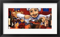 Framed Eduardo