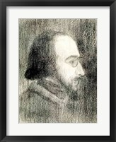 Framed Erik Satie