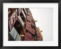 Framed Amsterdam Shutters