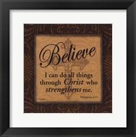 Framed Believe