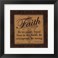 Framed Faith