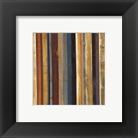 Stripes I - petite Framed Print