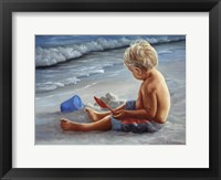 Framed In the Sand