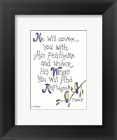 Find Refuge Framed Print