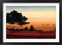 Framed Sunrise I