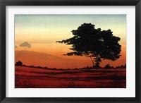 Sunrise II Framed Print