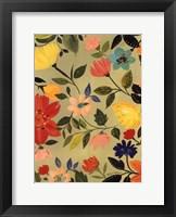 Sage Garden I Framed Print