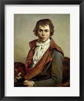 Framed Self Portrait, 1794
