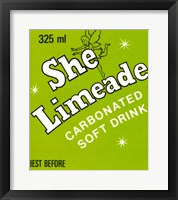 Framed She Limeade