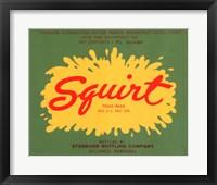 Framed Squirt