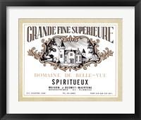 Framed Grande Fine Superieure