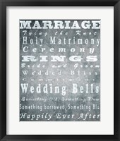 Framed Marriage