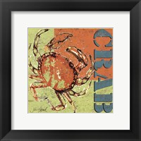 Framed Crab