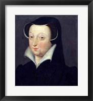Framed Jacqueline de Rohan