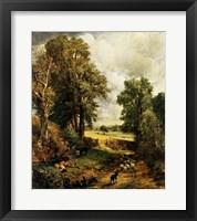 Framed Cornfield, 1826
