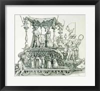 Framed Burgundian Marriage